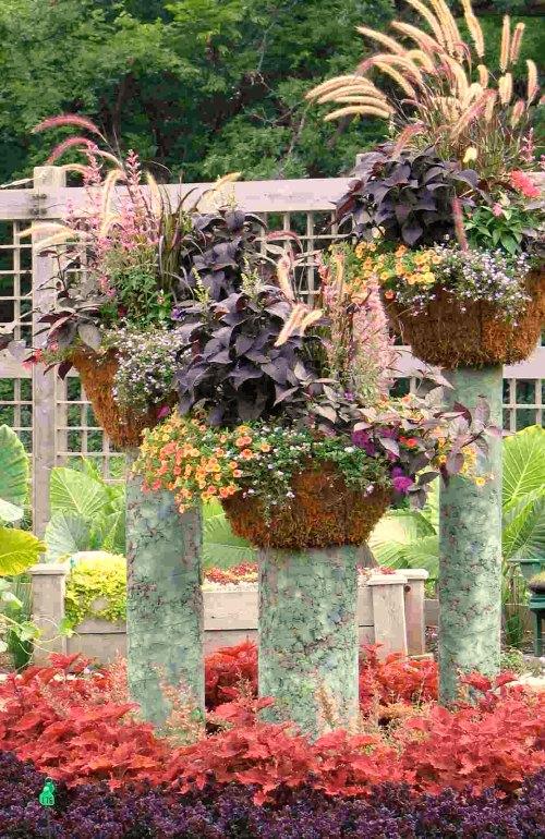 jardinería en macetas - suelos