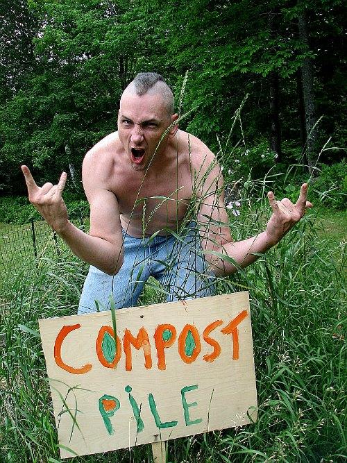 El compost acidifica el suelo