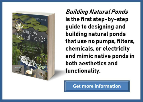 Pond Pumps Are Not Required In Man Made Ponds