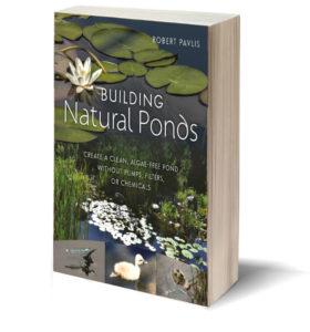 Building Natural Ponds 3D