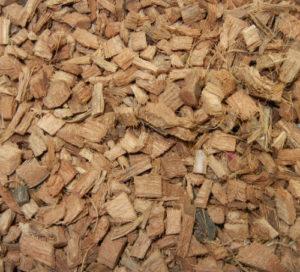 Trozos de coco, después de la expansión, de Vgrove Inc