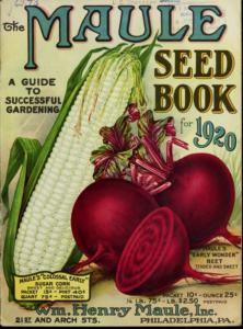 semillas de reliquia