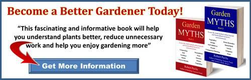 Libro Mitos del jardín de Robert Pavlis