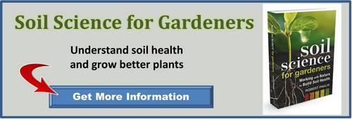 Libro de ciencia del suelo para jardineros por Robert Pavlis