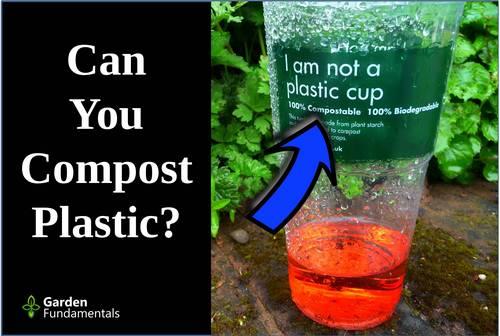¿El plástico compostable es realmente compostable?